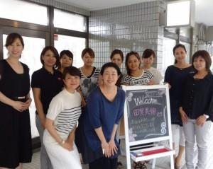 田賀美鈴先生を講師にお招きした研修会の写真